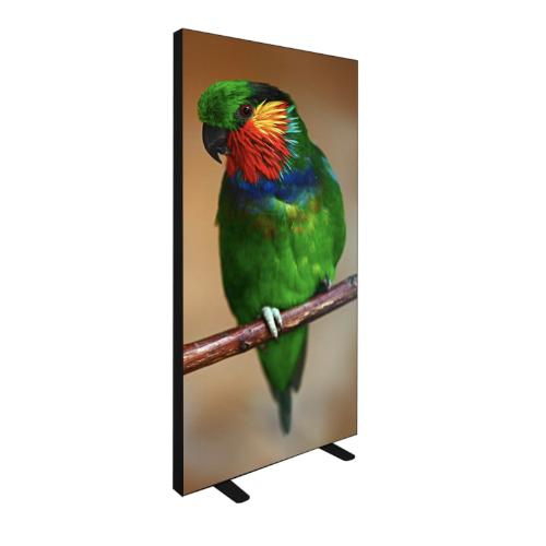 POP-Up LED frame van Van Raalte