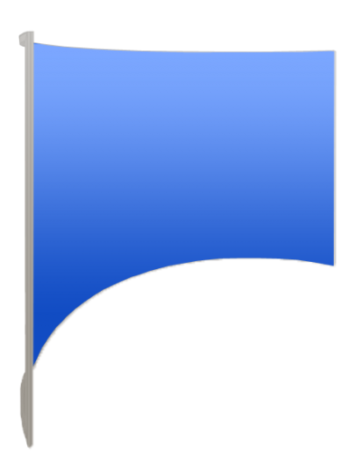Gebogen